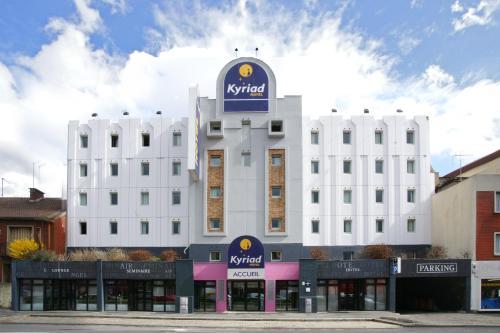 Kyriad Le Bourget Centre- Parc Des Expositions