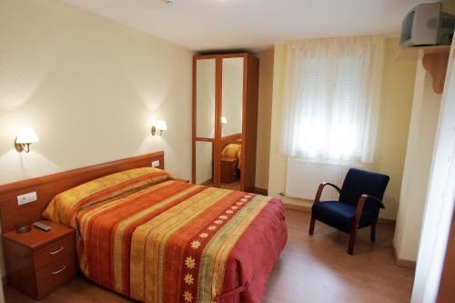 Hotel Hostal Hispanico Ii