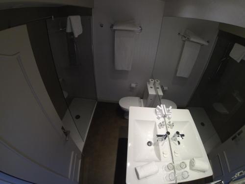 Doppel-/Zweibettzimmer mit Gartenblick - Einzelnutzung Hotel Igeretxe 7