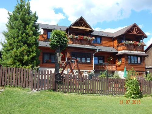 Accommodation in Ždiar