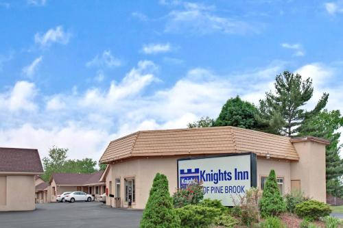 Knights Inn Pine Brook - Pine Brook, NJ 07058