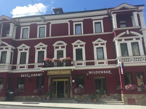 . Hotel Wilder Mann