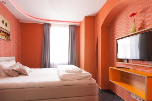 Stay-Inn Bielefeld City Oda fotoğrafları