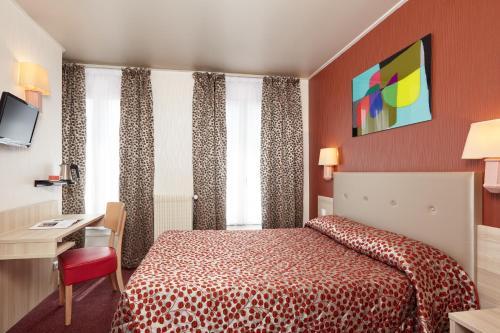 the 1001 cr pes of rue du montparnasse a light meal in paris trip101. Black Bedroom Furniture Sets. Home Design Ideas