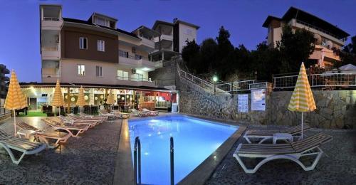 Avsallar Ali Ünal Apart Otel tatil