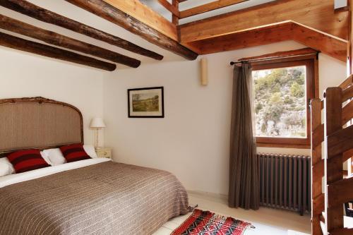 Double Room Fuentespalda Hotel Mas de la Serra 2