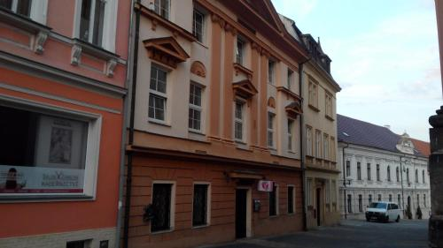 . Apartment Zámecká
