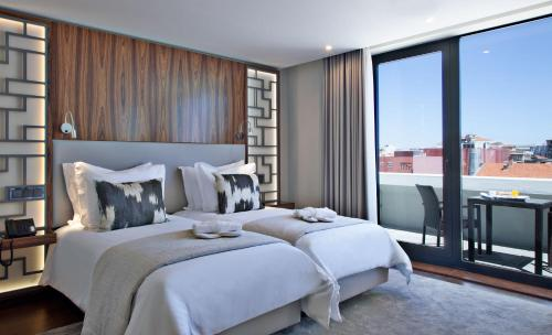 TURIM Saldanha Hotel - image 9
