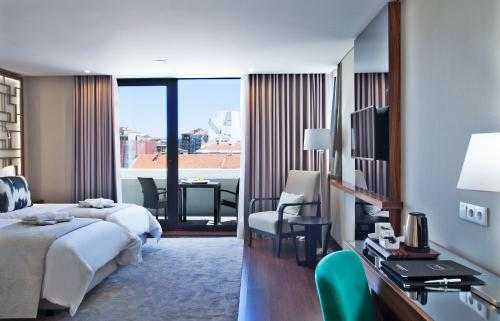 TURIM Saldanha Hotel - image 10