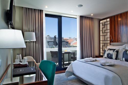TURIM Saldanha Hotel - image 12