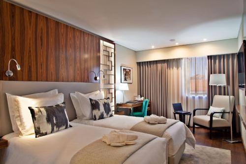 TURIM Saldanha Hotel - image 6
