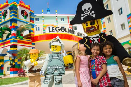 1 Legoland Way, Winter Haven, Florida 33884, United States.