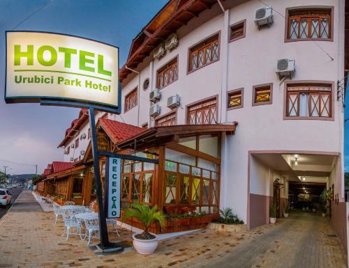 Foto de Urubici Park Hotel