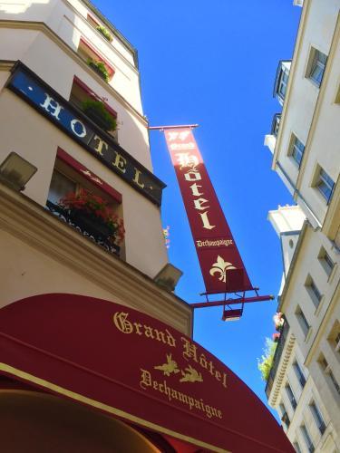 Grand Hôtel Dechampaigne - Hôtel - Paris
