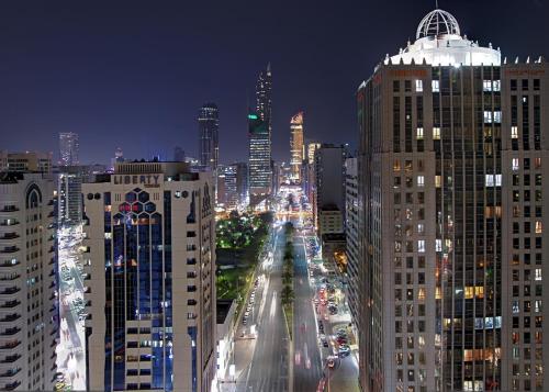 TRYP by Wyndham Abu Dhabi City Center photo 63