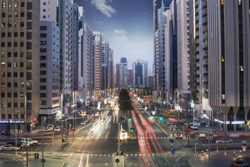 TRYP by Wyndham Abu Dhabi City Center photo 20