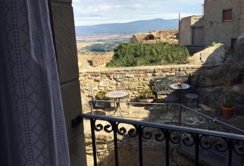 Doppelzimmer mit Aussicht Casa del Infanzón 28
