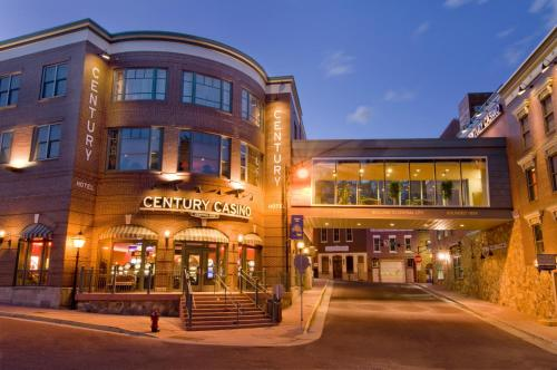 Century Casino & Hotel - Central City - Golden, CO 80427