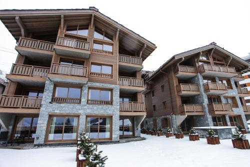 Residence Aspen Lodge - Apartment - Courchevel