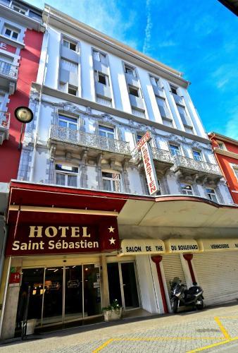 Hôtel Saint Sébastien - Hôtel - Lourdes