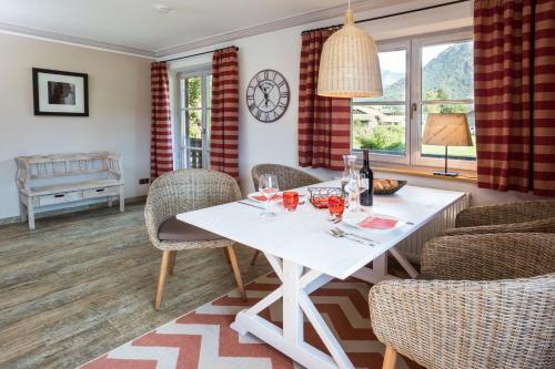 Apartment Vergissmeinnicht with Mountain View