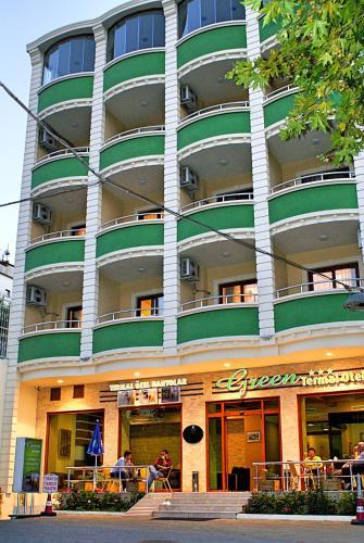 Gokcedere Green Thermal Hotel ulaşım
