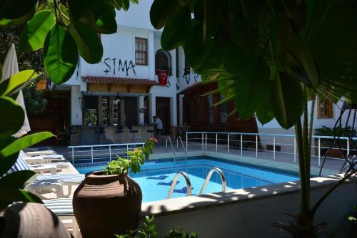 Kemer Sima Resort odalar
