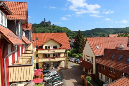 . Apart Hotel Wernigerode
