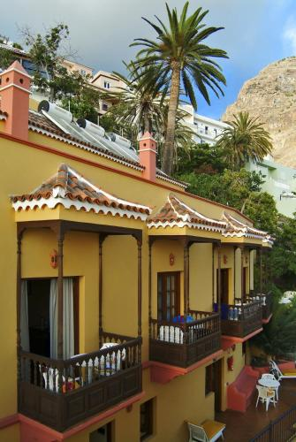 . Hotel Jardín Concha
