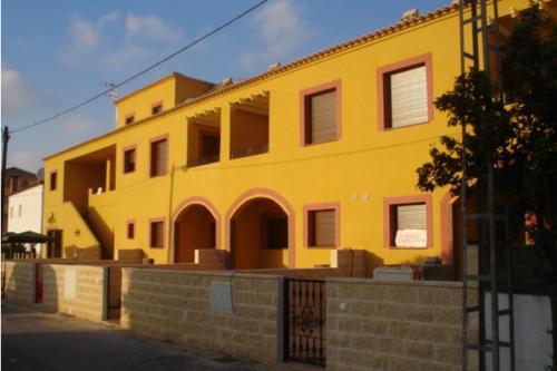 . Apartamentos Turísticos Edificio del Pino