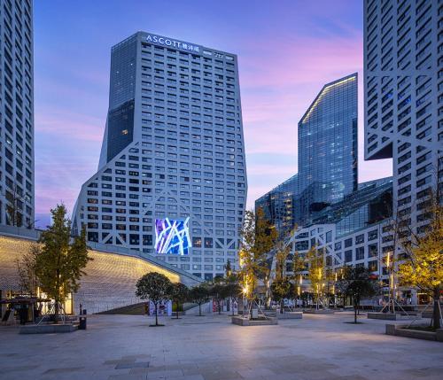 . Ascott Raffles City Chengdu