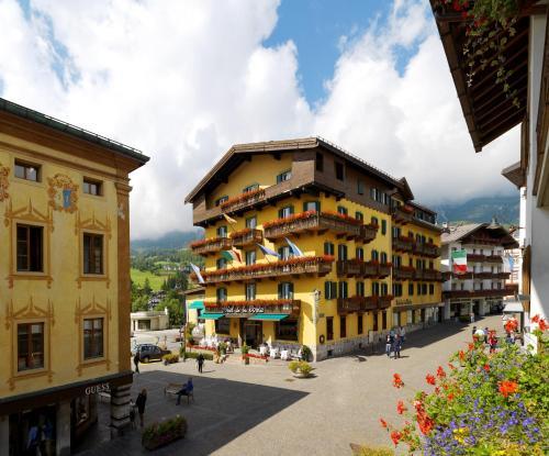 Hotel de la Poste - Cortina d`Ampezzo