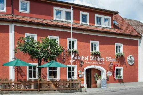 Gasthof Weißes Rössl - Hotel - Mühldorf