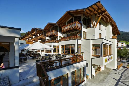 Grafenberg Resort by Alpeffect Hotels - Accommodation - Wagrain