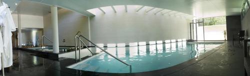 Doppel- oder Zweibettzimmer mit Gartenblick und Zugang zum Spa - Einzelnutzung Hotel Spa Niwa 17