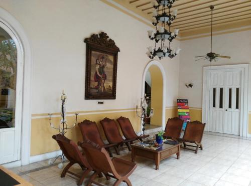 La Misión de Fray Diego, Mérida