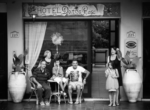 . Hotel Donna Rosa