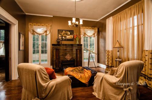 Morgan and Wells Bed and Breakfast - Accommodation - Shelby