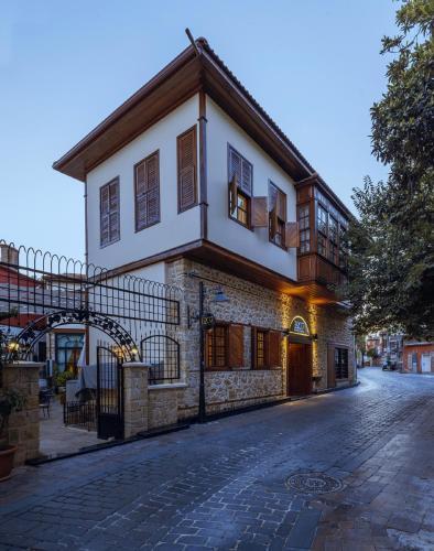 Antalya Hotel 1207 rezervasyon