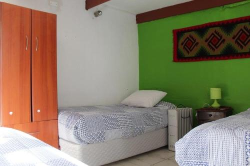 Habitació Familiar amb Bany Privat (Family Room with Private Bathroom)