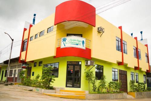 Hotel Hospedaje Las Amazonas