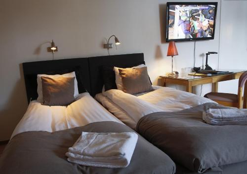 Accommodation in Gullholmen