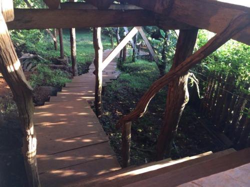 Tree Top Eco-Lodge, Ban Lung