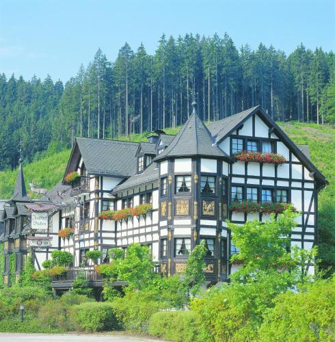Relais&Châteaux Jagdhof Glashütte - Hotel - Bad Laasphe