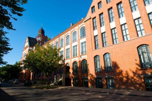 Hotel Gästeresidenz Pelikanviertel