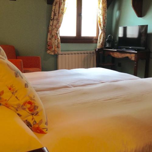 Zweibettzimmer Hotel Casa Arcas 15