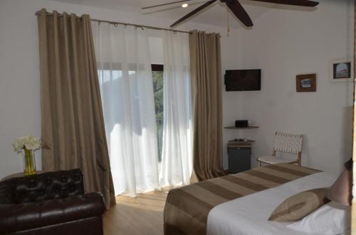 Double Room with Mountain View Hotel Galena Mas Comangau 10