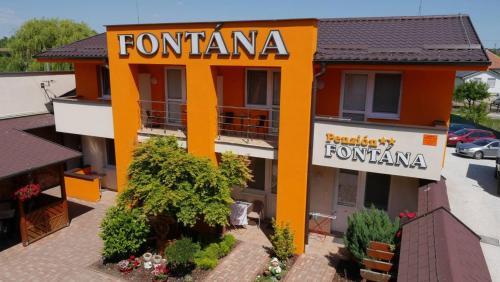 . Penzión FONTÁNA