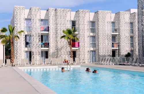 Appart'Hotel Odalys Nakara