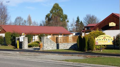Accommodation in Fairlie